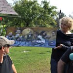 Kunst in der landschaft - Umetnost v pokrajini