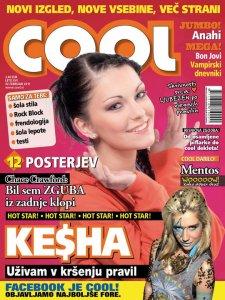 Naslovnica revije Cool