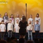 Območna revija otroških pevskih zborov Mladina poje 2012, Maribor, 3.koncert