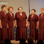 22. revija pevskih zborov društev upokojencev, Maribor 2012