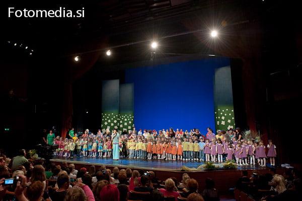 Ciciban poje in pleše 2012