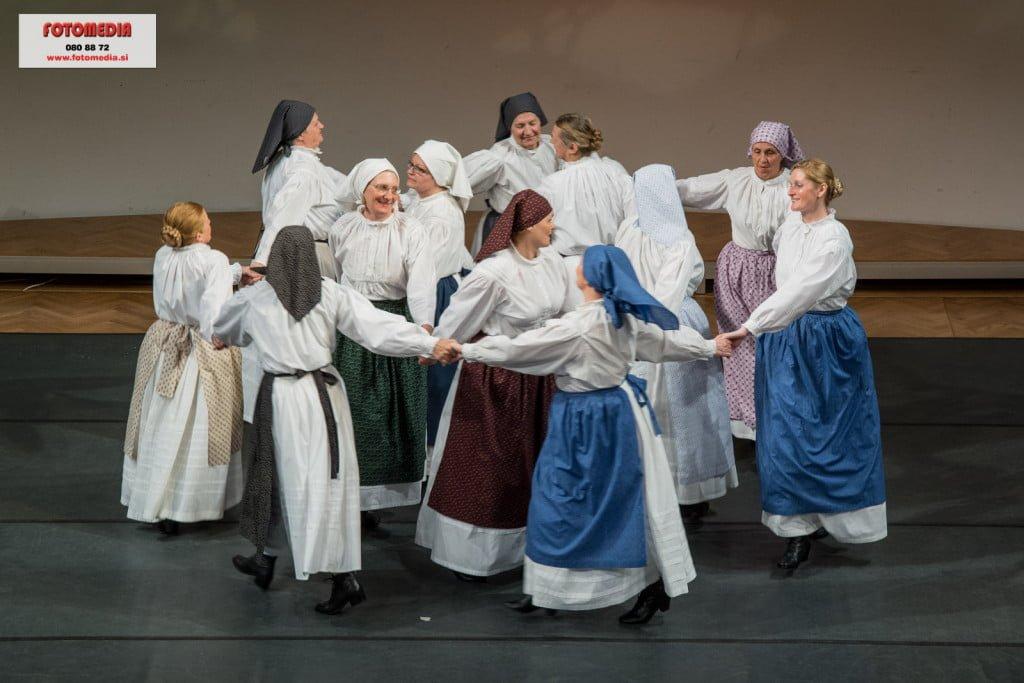 Območno srečanje odraslih folklornih skupin Maribora z okolico, Ljudsko izročilo pri nas Maribor 2015