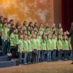 Območna revija otroških pevskih zborov Maribor 2015 Mladina poje 1, 1.koncert