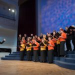 Območna revija odraslih pevskih zborov, Zborovske harmonije Maribor 2016, 1. koncert
