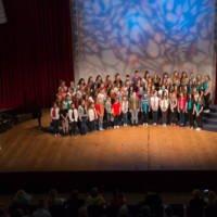 Območna revija otroških pevskih zborov Mladina poje 2017, Maribor, 7.koncert