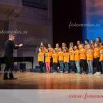 Območna revija otroških pevskih zborov Maribor 2014, Mladina poje 1