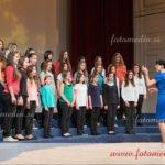 Revija mladinskih pevskih zborov Maribor 2014, Mladina poje 1 - 1. koncert