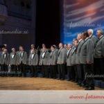 Zborovske harmonije 2014, Območna revija odraslih pevskih zborov, 1. koncert, Maribor 2014