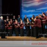 Zborovske harmonije 2014, Območna revija odraslih pevskih zborov, 2. koncert, Maribor 2014